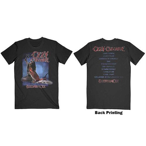 OZZY OSBOURNE - Blizzard Of Ozz - T shirt