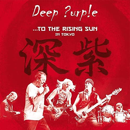DEEP PURPLE - TO THE RISING SUN LIVE - DIGIPACK CD/DVD