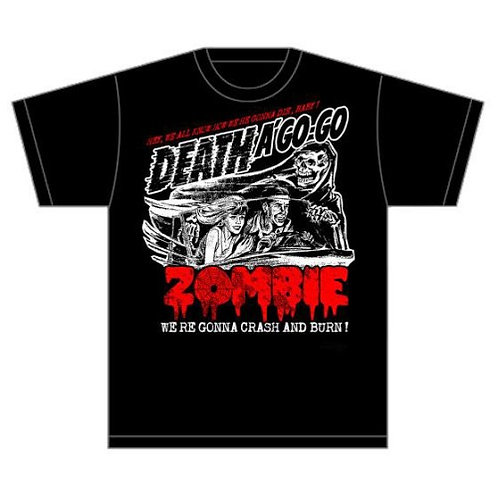 ROB ZOMBIE - Zombie Crash - T shirt
