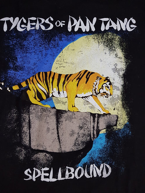 TYGERS OF PAN TANG - Spellbound - Size S