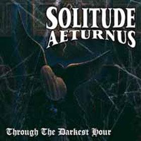 SOLITUDE AETURNUS - Through The Darkest Hour - CD