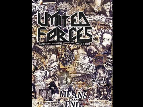 UNITED FORCES FANZINE ANTHOLOGY