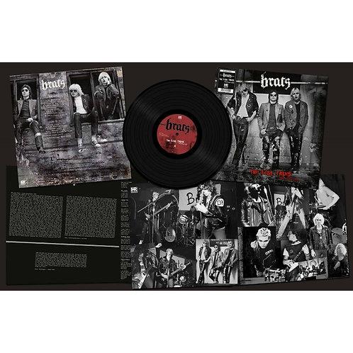 BRATS - THE LOST TAPES 1979 - BLACK VINYL