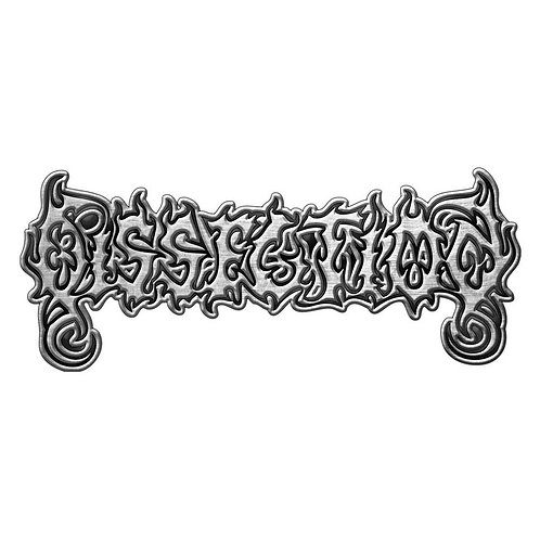 DISSECTION - Badge Metal
