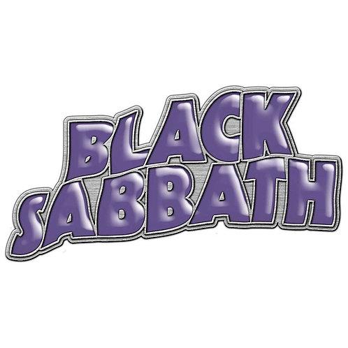 BLACK SABBATH - Badge Metal
