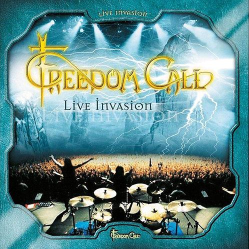 FREEDOOM CALL - LIVE INVASION - 2 CD