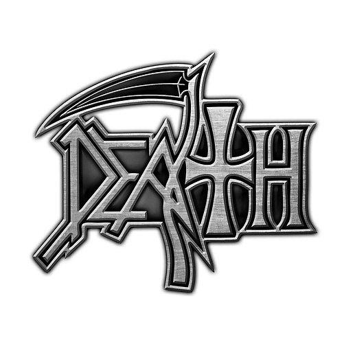 DEATH - Badge Metal