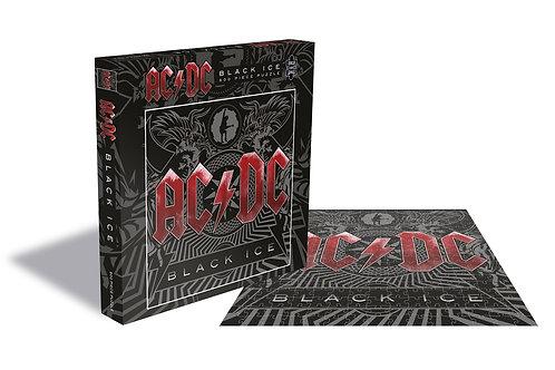 PUZZLE - AC/DC - BLACK ICE