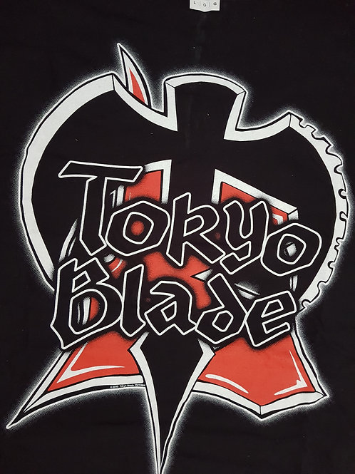 TOKYO BLADE - Classic Logo - Size  L