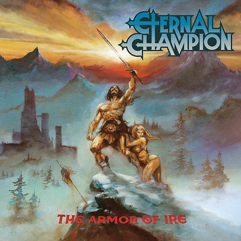 ETERNAL CHAMPION - THE ARMOR OF IRE - Black LP