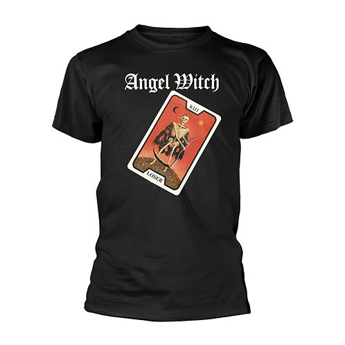 ANGEL WITCH - Loser T shirt