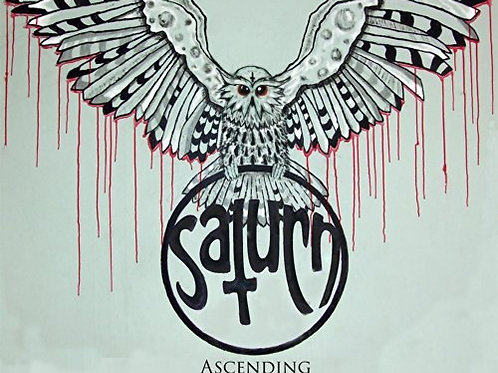 SATURN - Ascending - Slipcase CD