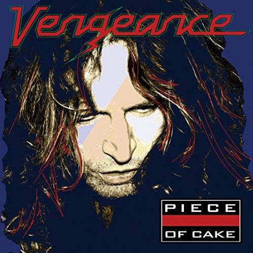 VENGEANCE - Piece Of Cake - CD