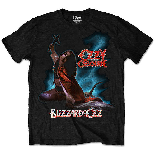 OZZY OSBOURNE - Blizzard Of Ozz - T shirt
