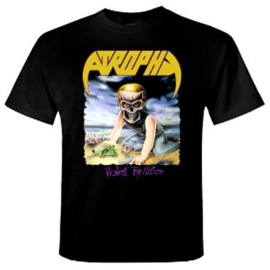 ATROPHY - Violent By Nature - T shirt