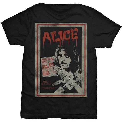 ALICE COOPER - Vintage poster
