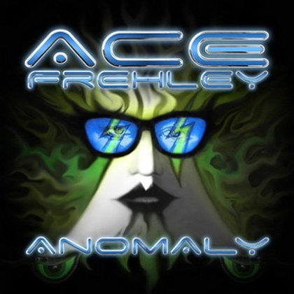 ACE FREHLEY - ANOMALY - DIGI CD