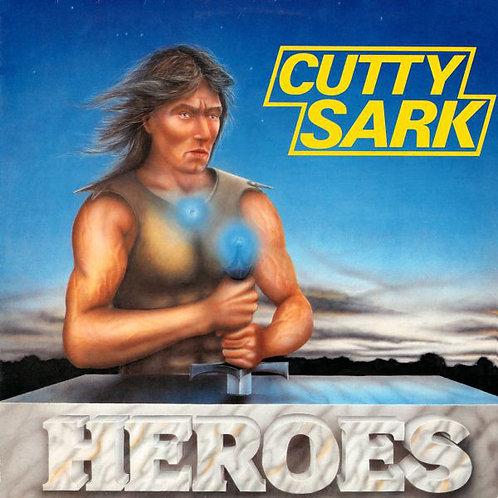 CUTTY SARK - Heroes - CD