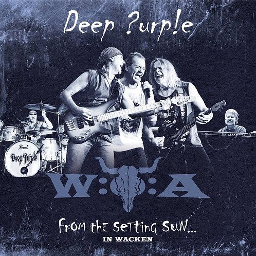 DEEP PURPLE - FROM THE SETTING SUN LIVE - DIGIPACK CD/DVD