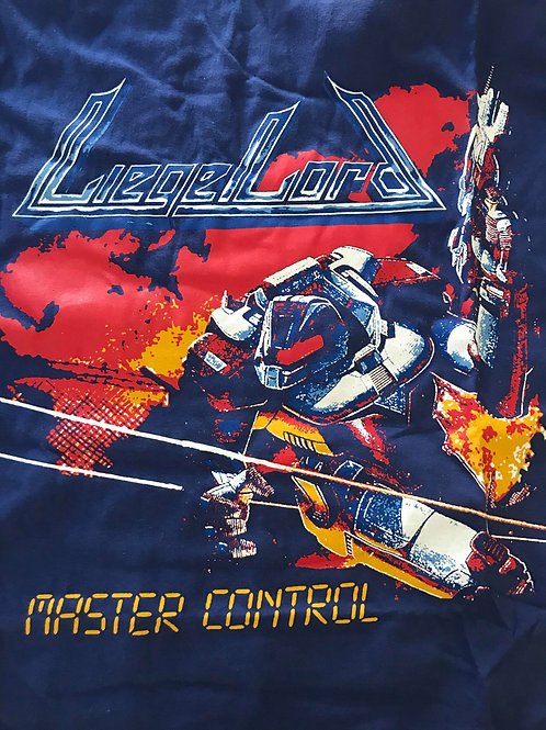 LIEGELORD - Master Control - BLUE