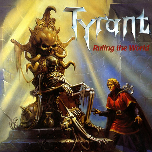 TYRANT - Ruling The World CD
