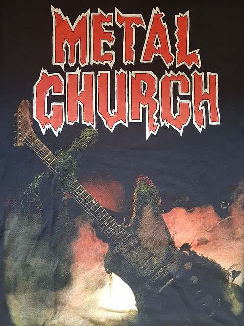 METAL CHURCH - Metal Church - Size S