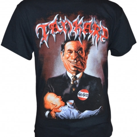 TANKARD - Two Faced - T shirt