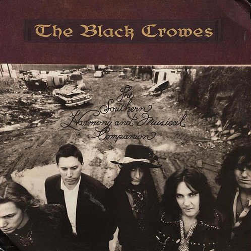 THE BLACK CROWES  - THE SOUTHERN HARMONY AND MUSICAL COMPANION - CD