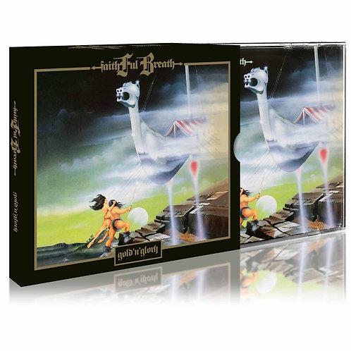 FAITHFUL BREATH - God'N'Glory - SLIPCASE CD