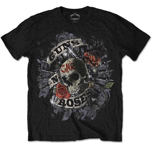 GUNS N' ROSES - Firepower - Official T shirt
