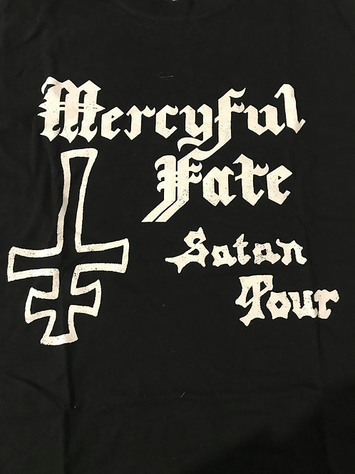 MERCYFUL FATE - SATAN TOUR