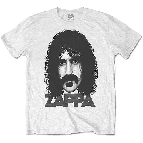 FRANK ZAPPA - Big face