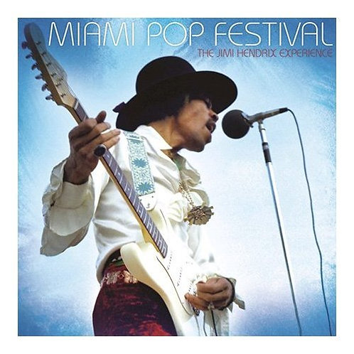 JIMI HENDRIX - MIAMI POP FESTIVAL - DIGI CD