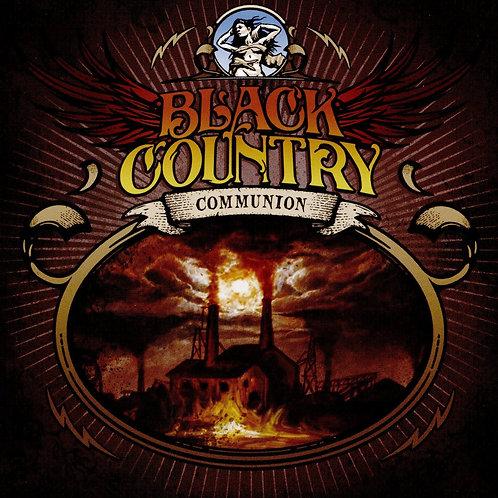 BLACK COUNTRY - COMMUNION - CD + DVD