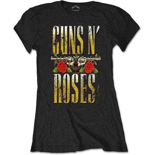 Girly GUNS N' ROSES - Big guns