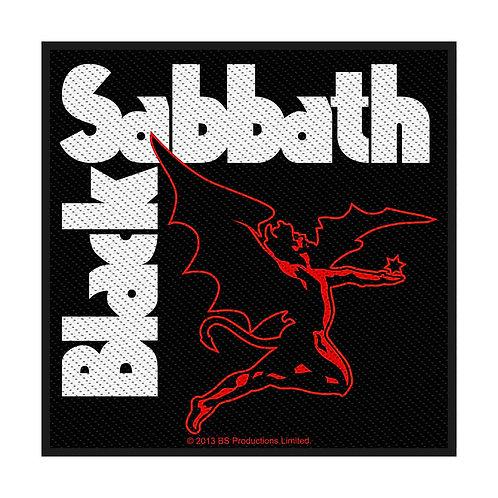 BLACK SABBATH - SOLD OUR SOULS - OFFICIEL WOVEN PATCH
