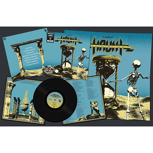 HAUNT - Flashback - Black Vinyl