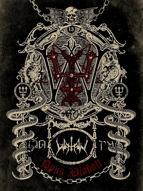 WATAIN - OPUS DIABOLI - 2CD + DVD