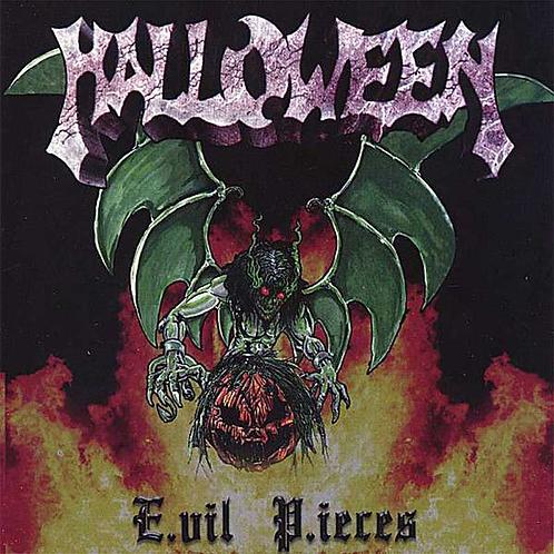 HALLOWEEN - E.vil P.ieces - CD