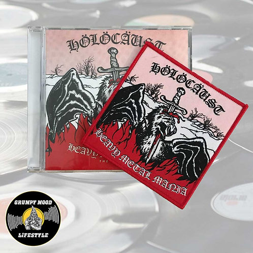 HOLOCAUST - HEAVY METAL MANIA EP BUNDLE - CD + PATCH