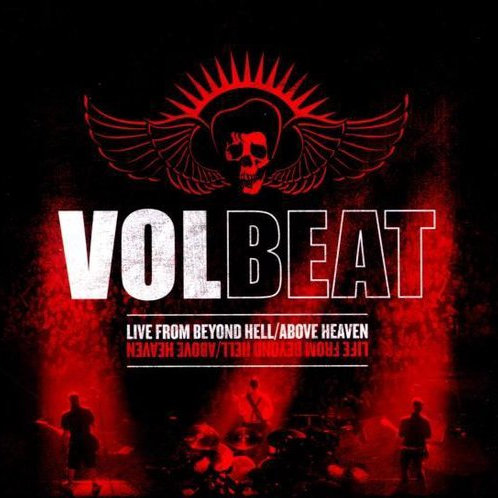 VOLBEAT - LIVE FROM BEYOND HELL/ABOVE HEAVEN - 2 DIGI DVD+CD
