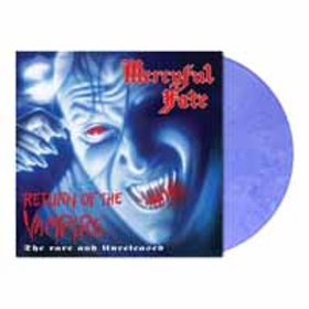 MERCYFUL FATE -  Return Of The Vampires - VIOLET BLUE LP