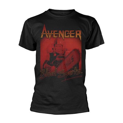 AVENGER - Blood Sports T shirt