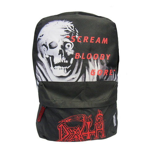 DEATH - Scream Bloody Gore - Sac à dos