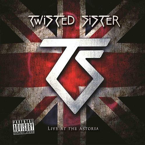 TWISTED SISTER - Live At The Astoria - DIGI CD/DVD
