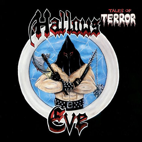HALLOWS EVE - Tales Of Terror - DIGI CD
