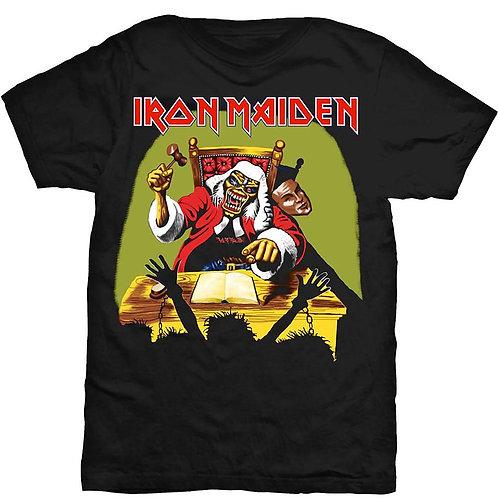 IRON MAIDEN - Deaf Sentence - Official T shirt