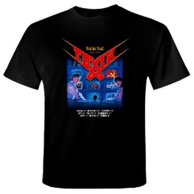TOXIC - Think This Tour - T shirt