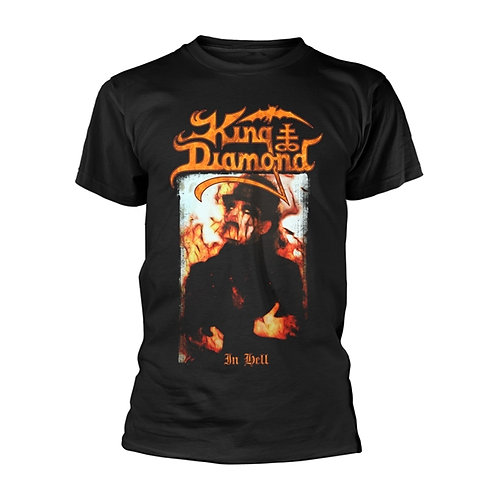 KING DIAMOND - In Hell - T shirt