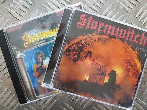 STORMWITCH - Classic BUNDLE - 2 CD
